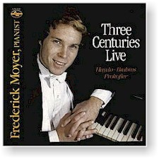 THREE CENTURIES LIVE cover