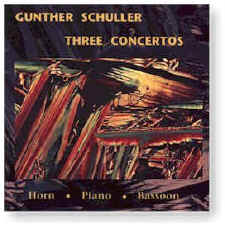 THREE CONCERTOS cover