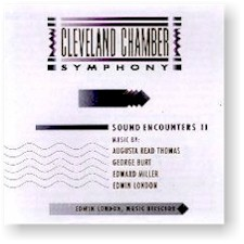 Cleveland Chamber Symphony: SOUND ENCOUNTERS, VOL 2