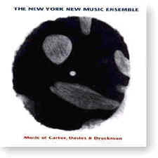 MUSIC OF CARTER, DAVIES & DRUCKMAN cover