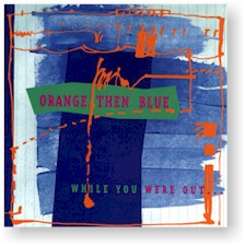 WHILE YOU WERE OUT... cover