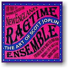 THE ART OF SCOTT JOPLIN cover